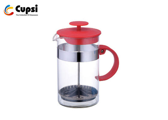Modern Design Plastic French Press With 304 Stainless Steel Filter