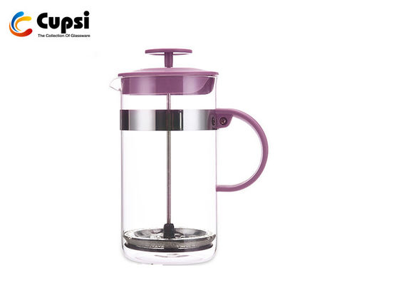 Food Grade Plastic French Press 1000ml Easy Clean BPA Free High Performance