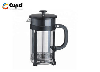 China Black Gold Plating French Press  ,  Heat Resistant Stainless Steel French Press supplier