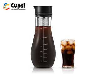 Commercial Cold Brew Coffee Maker 1500ml Capacity Eco Friendly