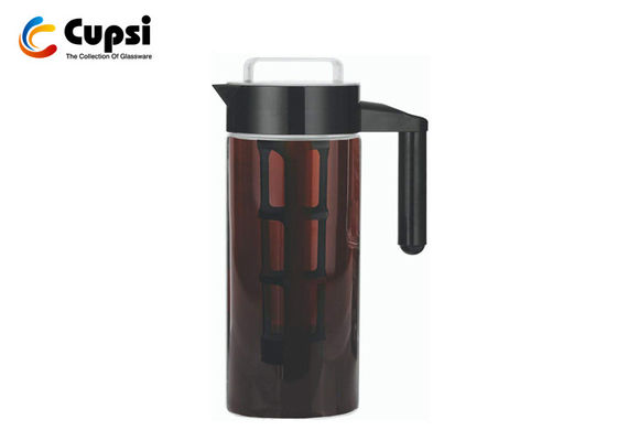 1300ml Cold Brew Coffee Maker BPA Free  With Reusable Mesh Filter