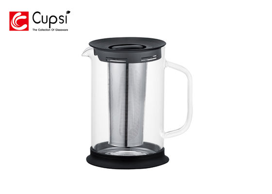 Temperature Safe Cold Brew Coffee Maker / Cold Brew Coffee Pitcher