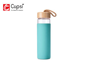 500ml BPA - Free Glass Water Bottle / Hot And Cold Water Bottle
