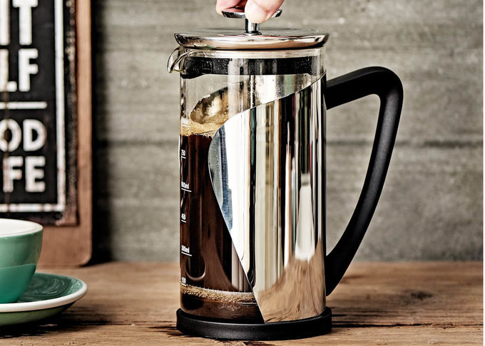 1000ml Stainless Steel French Press / Plastic French Press Coffee Maker